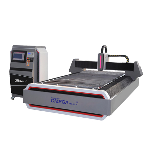 [Fiber Laser Cutting Machine]레이저 자동 절단기 750W